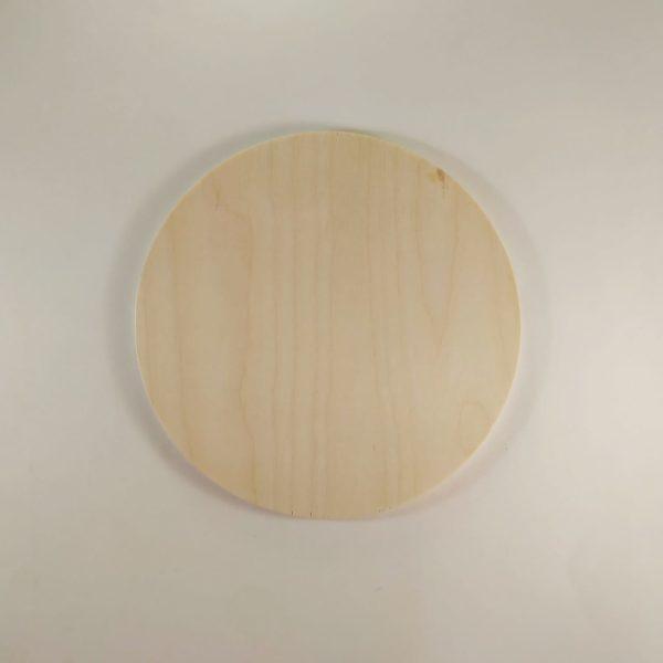 Круг деревянный 20см, фанера
