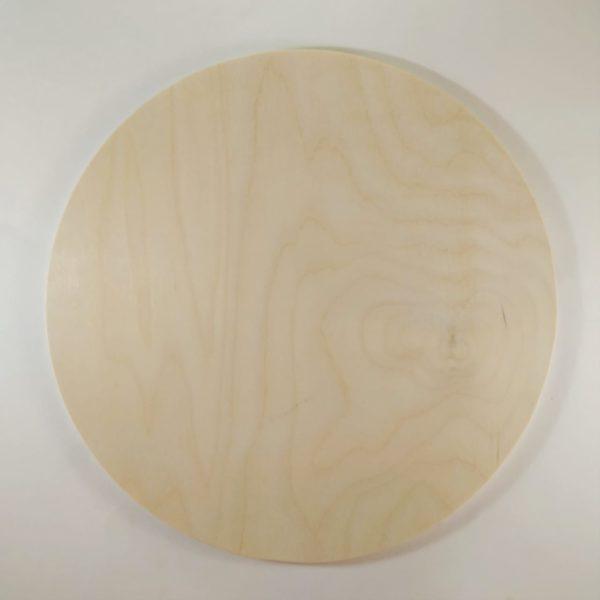 Круг деревянный 30см, фанера