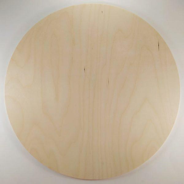 Круг деревянный 60 см, фанера