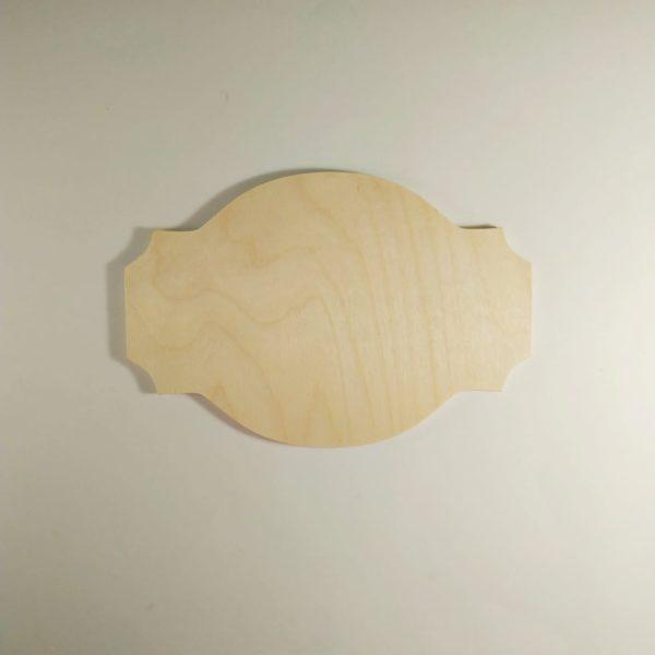 Панно деревянное 15*22, фанера