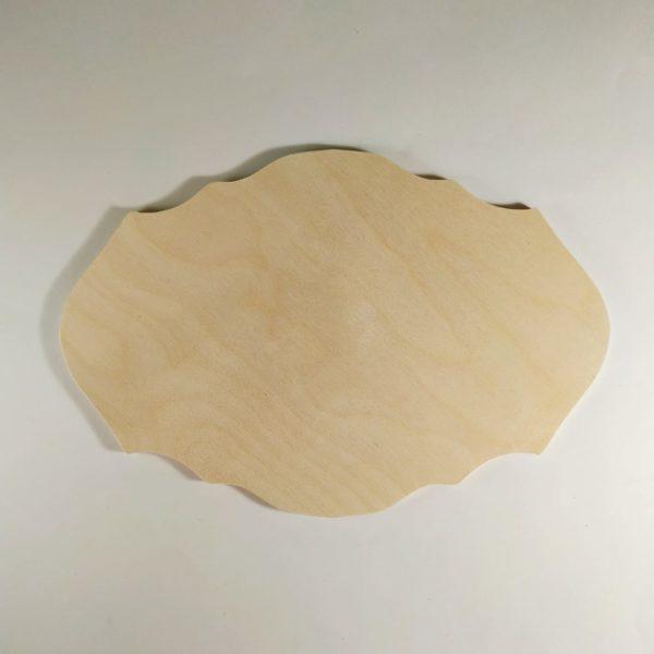 Панно деревянное, 20*30, фанера