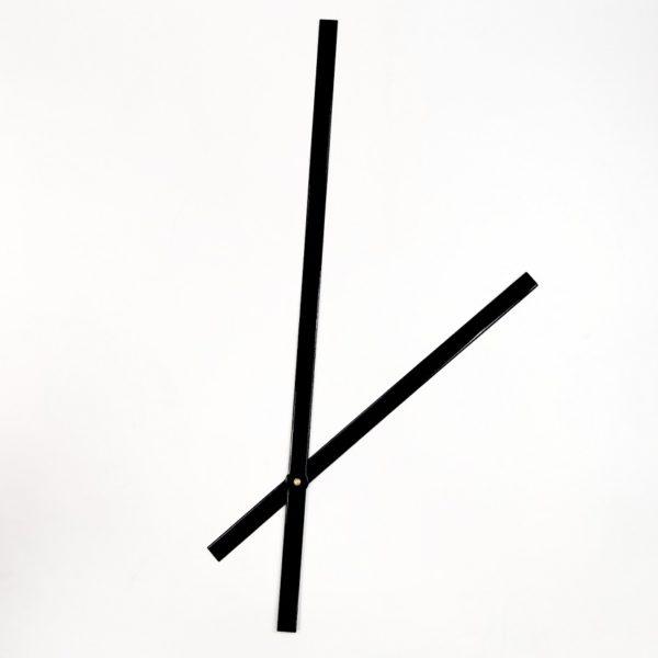 """Комплект стрелок для усиленных часов 200/304 мм """"Длинные"""""""