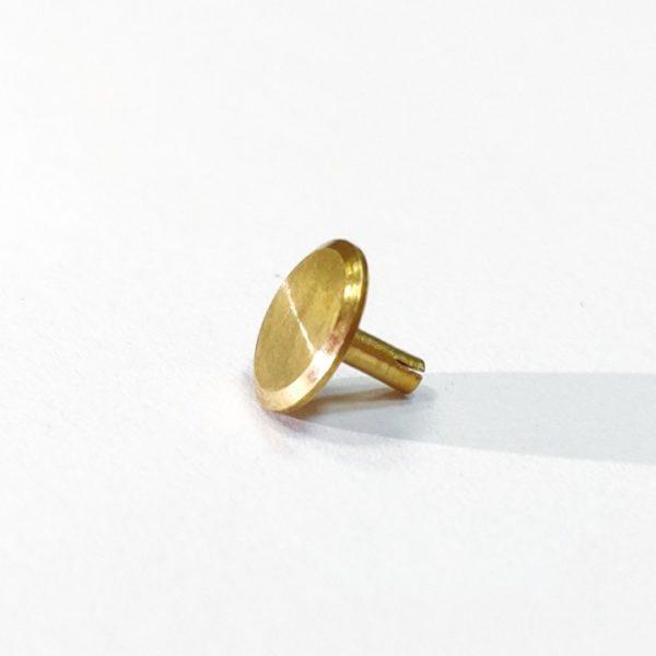 Заглушка (для усиленных чм), цвет золотой