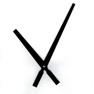 Стрелки для часов фигурные №59