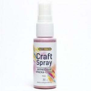 """Акриловая краска-спрей """"Craft Spray"""" 30 мл цвет Медь"""