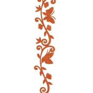 "Лента из фетра ""Annet"" G130, красно-коричневый"