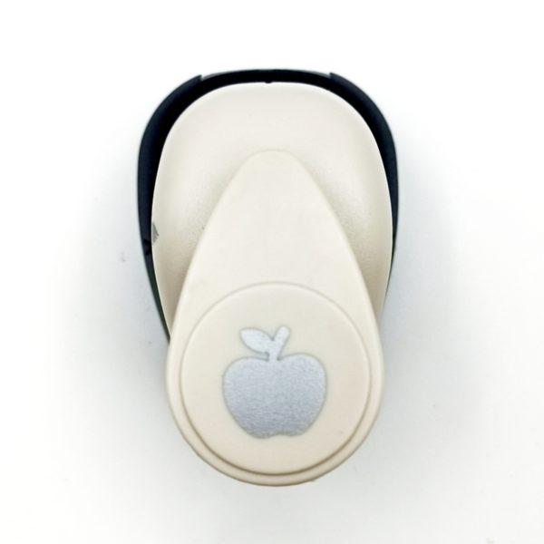 """Фигурный дырокол """"Яблочко"""" 1,5 см"""