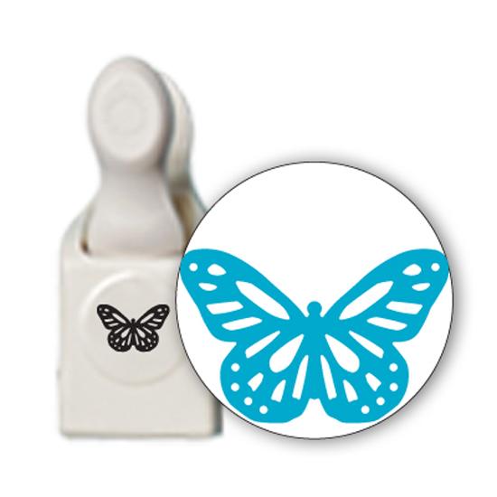 """Фигурный дырокол Martha Stuart """"Бабочка"""" 5 см"""