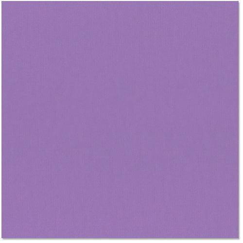 Кардсток текстурированный Bazzill Basics - Grasscloth Texture - Purple Pizzazz